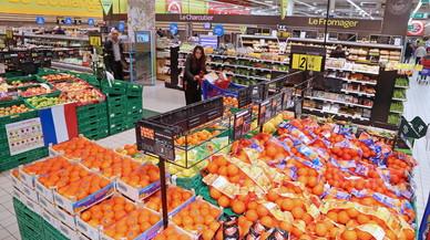 Les vendes en grans superfícies van caure al juliol l'1,1% interanual a Catalunya