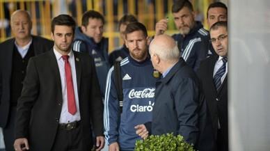 Messi i el somni d'un nen uruguaià