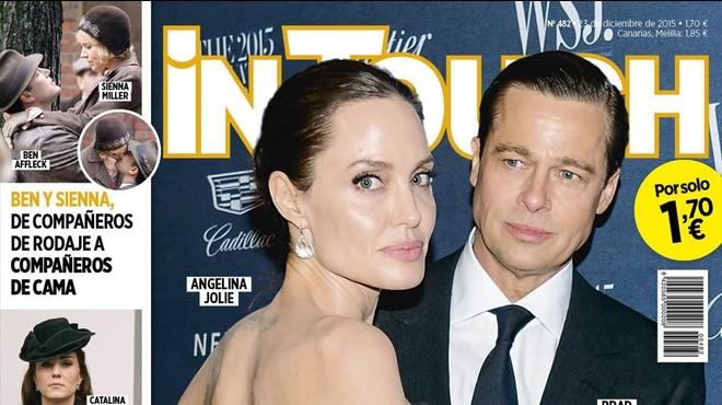 Brad Pitt es penedeix i decideix no divorciar-se d'Angelina Jolie