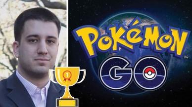 El estadounidense Nick Johnson ha sido el primero en completar el juego de Pok�mon Go, aunque todav�a le quedan por atrapar las criaturas exclusivas de cada continente.