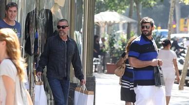 """El novio de George Michael: """"Nunca dejaré de extrañarte"""""""