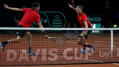 La Copa Davis y la Copa Federación se retransmitirán por internet