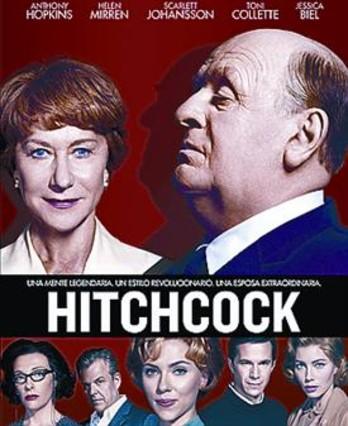 En el plató de 'Psicosis' Hitchcock