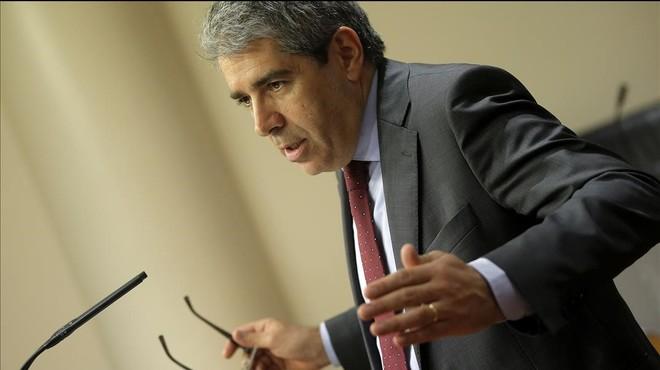 """Homs dice sentirse """"decepcionado"""" y """"cabreado"""" con Oriol Pujol"""
