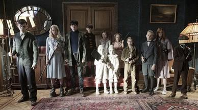 Un fotograma de 'El hogar de Miss Peregrine para ni�os peculiares'.