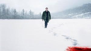 Michael Fassbender, en 'El muñeco de nieve'.