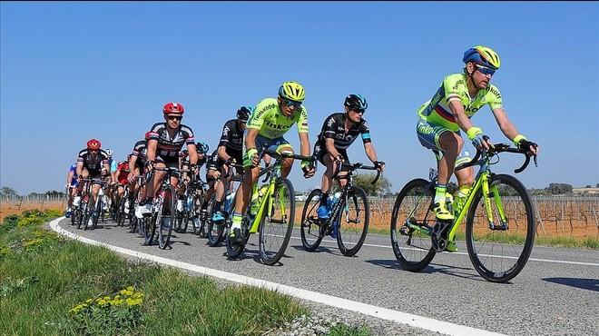 Quintana i Contador es reserven per al gran duel de Montjuïc