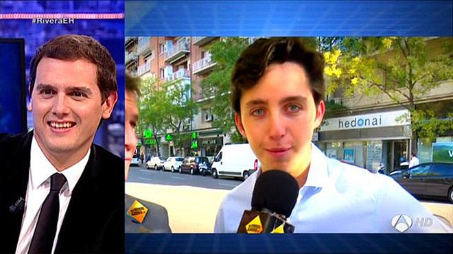 Rivera i el matalàs de Rajoy