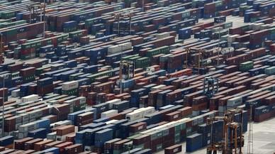 El tráfico portuario creció un 3,4% pese al conflicto de los estibadores