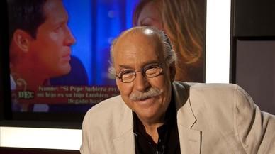 El periodista Ferran Monegal, crítico de televisión de EL PERIODICO.