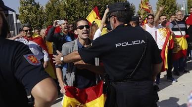 """Podem denuncia """"desprotecció"""" per l'enviament d'agents a Catalunya"""