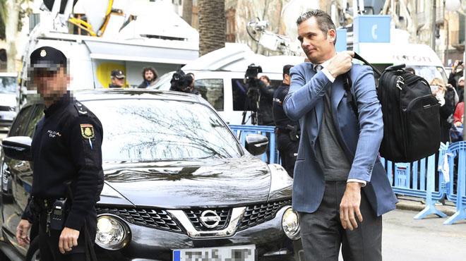 L'Audiència de les Balears decideix aquest dijous si Urdangarin entra ja a la presó