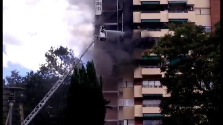 Muere un hombre en un incendio en una vivienda de nou barris - Pisos en nou barris ...