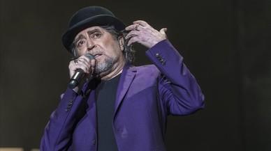 Suspesos els concerts de Sabina a Barcelona i Granada
