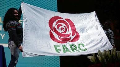Las FARC ya son partido político