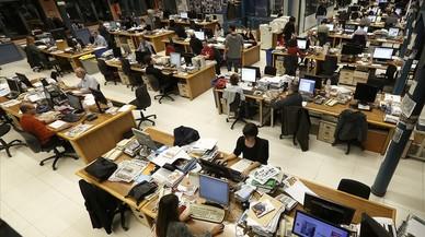 """Reporters Sense Fronteres condemna """"el linxament"""" contra EL PERIÓDICO i el seu director"""