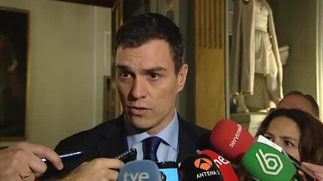 Declaraciones Sánchez sobre Rajoy