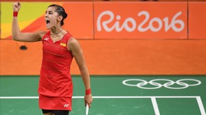marcosl35158956 spain s carolina marin reacts against south korea s sung ji 160816230148