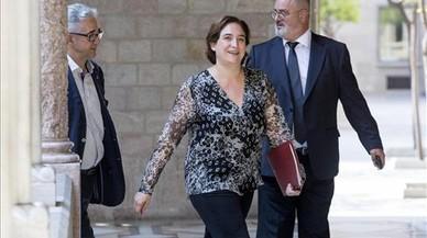 """Ada Colau, sobre el RUI: """"La unilateralitat no és efectiva"""""""