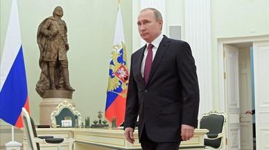 """Putin ironitza sobre l'espionatge a Trump i les prostitutes russes, """"les millors del món"""""""