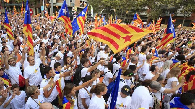 La mayoría de los catalanes votaría no a la independencia
