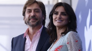 cmontanyes39977487 spanish actors javier bardem and penelope cruz attend the ph170906200921