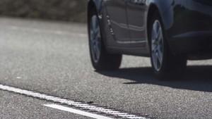 Bandas sonoras en carreteras convencionales