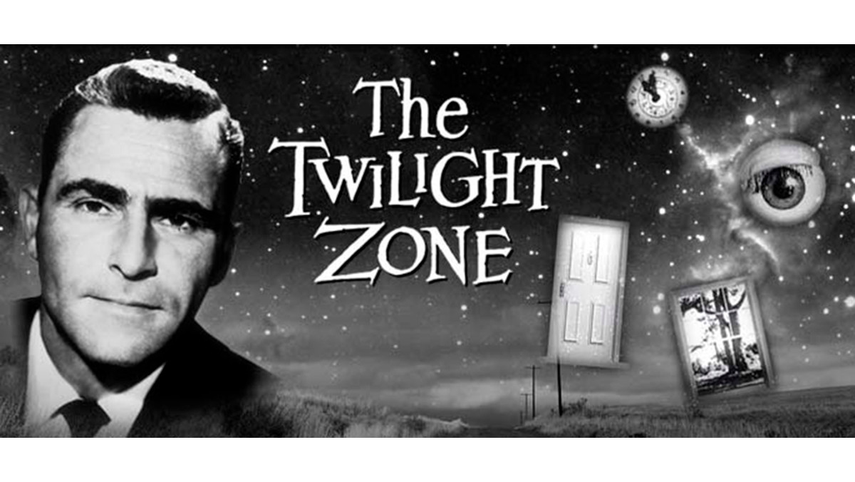 serling twilight zone television