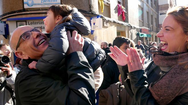 El primer premi del Nen deixa 16 milions a Catalunya