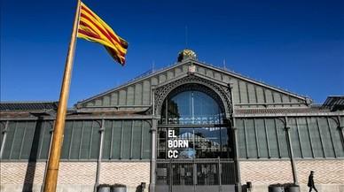"""El regidor de Paisatge Urbà titlla el pal amb la senyera del Born de """"porno nacionalista provincià"""""""