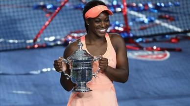 Sloana Stephens, campiona de l'Open dels Estats Units