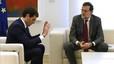 Rivera pide a Sánchez que ceda ante los barones y permita gobernar a Rajoy