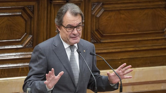Artur Mas adverteix que l'acord d'estabilitat obliga la CUP a recolzar els pressupostos