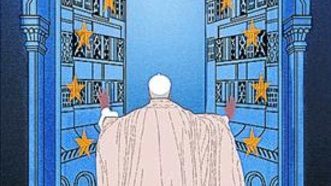 Aquest Papa és un regal dels déus