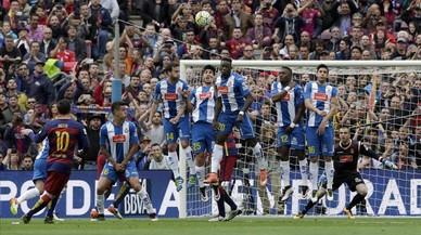 El derbi Barça-Espanyol, el diumenge 18 de desembre a les 20.45