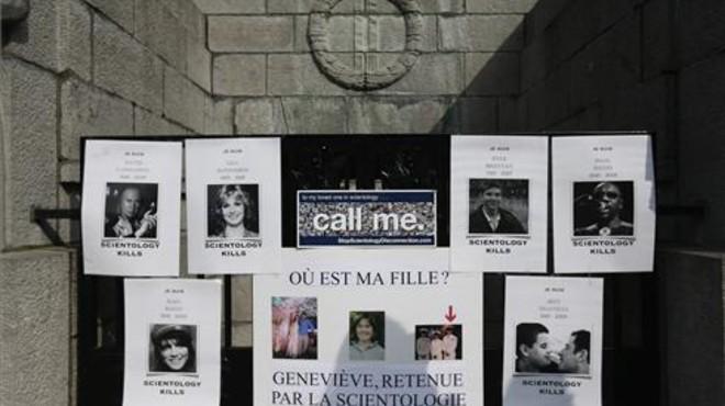 Bèlgica rebutja tractar l'Església de la cienciologia com a organització criminal