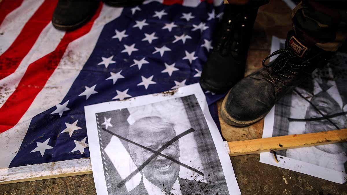 La decisión de Trump amenaza con provocar una tercera intifada