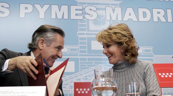 Els correus de Blesa evidencien els seus excessos com a president de Cajamadrid