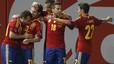 Espanya juga amb serietat i guanya la República d'Irlanda (2-0)