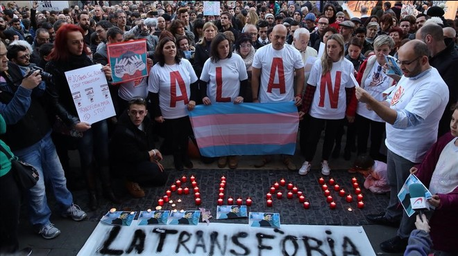 Visibilitat transsexual i estigma