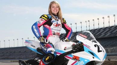 La pilot Elena Myers revela que va deixar les motos al patir una agressió sexual