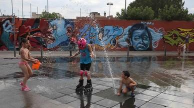 Barcelona, Girona, Lleida i 19 províncies més, en alerta per la calor