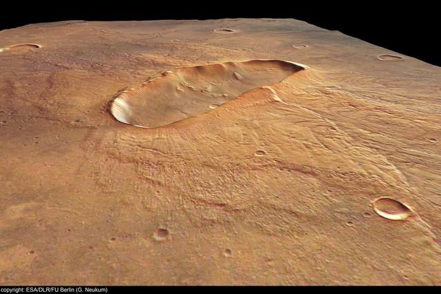 La NASA planea una misión de un año a la Luna como escala para Marte