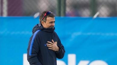 """""""És l'equip revelació"""", diu Luis Enrique de l'Alabès"""