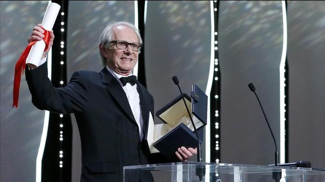 Cannes es rendeix a Ken Loach
