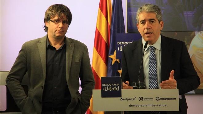 """Homs: """"Espanya està fragmentada i dividida"""""""