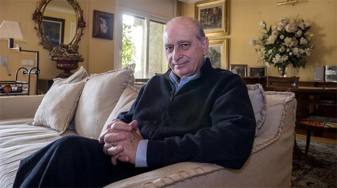 """Jorge Fernández Díaz: """"Era consciente de que podía acabar yéndome a la otra vida"""""""