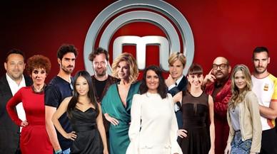TVE anuncia los 12 nuevos famosos de 'Masterchef celebrity 2'