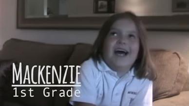 Así es el emotivo vídeo de un padre orgulloso porque su hija se gradúa