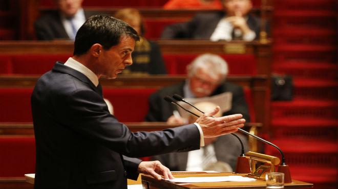 Valls adverteix de la possibilitat d'un atemptat amb armes químiques i bacteriològiques